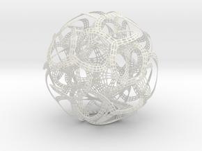 LinkedStar 17-11-15-2015 950k in White Strong & Flexible