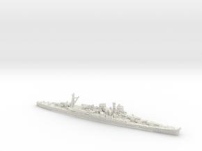 IJN CA Ibuki [1944] in White Natural Versatile Plastic: 1:1800