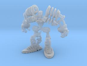"Springbot V2-7 /Series#1  (50% 2.6cm/1"") in Smooth Fine Detail Plastic"