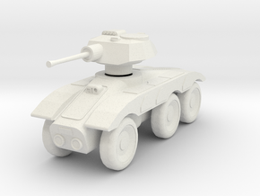GV16 Scarab Scout Vehicle (28mm) in White Natural Versatile Plastic