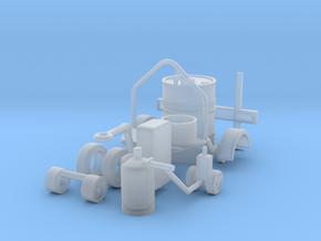 H0 1:87 Bitumenspritze in Smooth Fine Detail Plastic