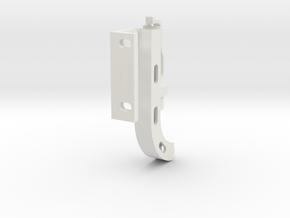 Zeta-lab pellet channel in White Natural Versatile Plastic