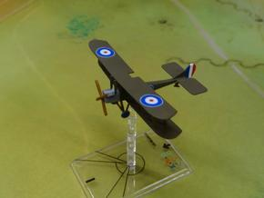 RAF B.E.2c 1:144th Scale in White Strong & Flexible