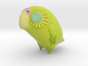 Kakapo Mum (37mm) in Full Color Sandstone