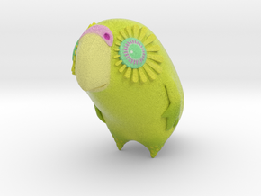 Kakapo Dad (41mm) in Full Color Sandstone