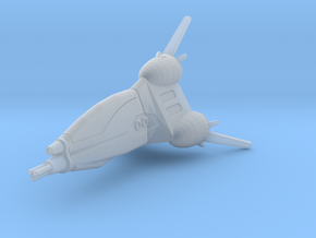MAC01A Fighter Pod (1/285) in Frosted Ultra Detail