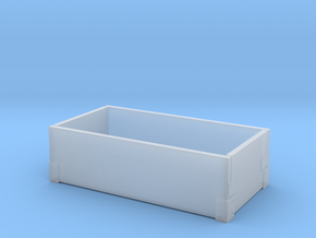 1:24 Heywood Small Removeable Top in Smooth Fine Detail Plastic