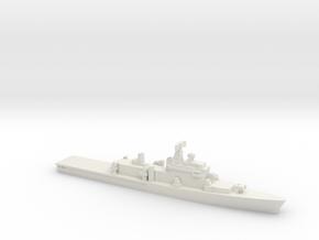ITS Andrea Doria Helicopter Cruiser, 1/1800 in White Natural Versatile Plastic
