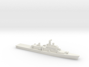 ITS Andrea Doria Helicopter Cruiser, 1/2400 in White Natural Versatile Plastic