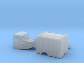 Tempo Dreirad Variante 1 / 1:120 in Smooth Fine Detail Plastic