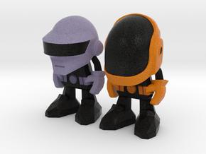 Daft Punk - 50mm in Full Color Sandstone