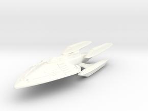 Patton Class A HvyCruiser  Big in White Processed Versatile Plastic
