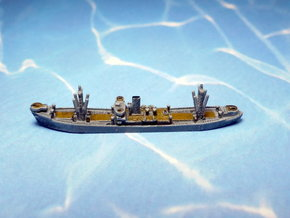 German WWII Hansa Type 5000 Freighter 1/2400 in Frosted Ultra Detail