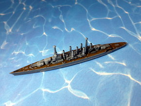 CC 1 USS Lexington 1916 1/1800 in Smooth Fine Detail Plastic