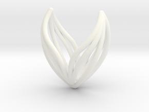 sWINGS Serene in White Processed Versatile Plastic