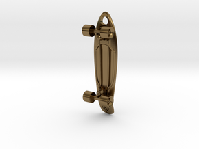 PENNY Board / Jewelry model in Polished Bronze