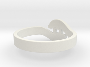 Model-6fc63562918ffbe359fb4ef9b10db0f5 in White Natural Versatile Plastic