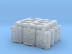 SOBdoors Array Sprue in Smooth Fine Detail Plastic