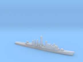 ITS Impavido-class DDG, 1/2400 in Smooth Fine Detail Plastic