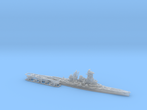 IJN BB Kongo[1944] in Smooth Fine Detail Plastic: 1:1800