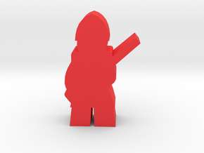 Game Piece, Colonial British Soldier in Red Strong & Flexible Polished