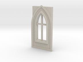 Window type 7 in Natural Sandstone