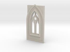 Window type 6 in Natural Sandstone