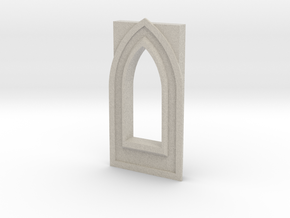 Window type 5 in Natural Sandstone