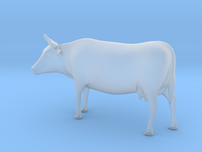 Cow 01 .Scale HO (1:87) in Smooth Fine Detail Plastic