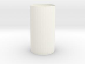 Lumos Lamp Mo3 in White Processed Versatile Plastic