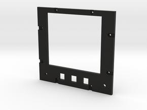 F22 Small MFD in Black Natural Versatile Plastic