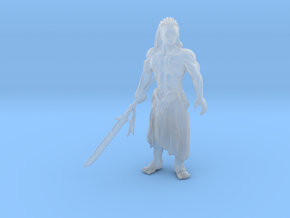 Tyler's Barbarian in Frosted Ultra Detail