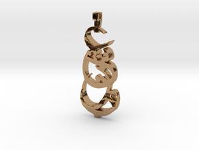 Eshgr in Polished Brass