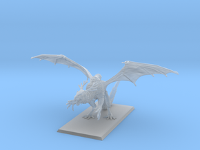 Dragon 35mm in Smooth Fine Detail Plastic