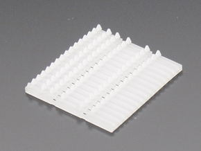 CNSM Catenary Cross Beams in Smooth Fine Detail Plastic