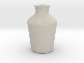 Vase 112513 in Natural Sandstone