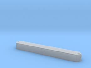 SG0002 CNR Slug, Sharp Corners, 1/87.1 in Smoothest Fine Detail Plastic