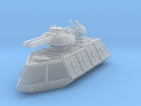 MG144-ZD02 Zangrin Battle Wagon in Smooth Fine Detail Plastic