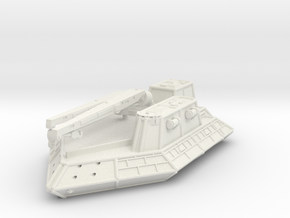 MG144-ZD10 Thangor Armoured Recovery Vehicle in White Natural Versatile Plastic