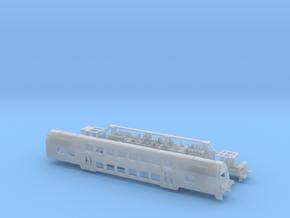 DABuzfa760 Steuerwagen in Smooth Fine Detail Plastic