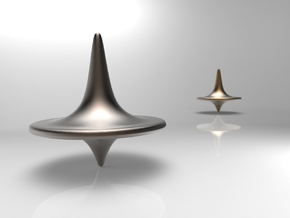 Inception Replica Spinning Top in Stainless Steel