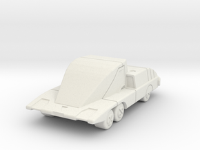 GV05 G4 Security Car in White Strong & Flexible