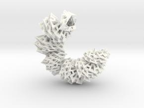 My S5 in White Processed Versatile Plastic