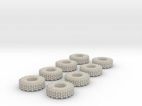 Hemtt Tires 1/48 in Natural Sandstone