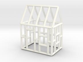 SafeAsHouses in White Processed Versatile Plastic