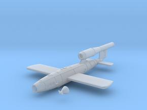 28mm/32mm V1 Rocket  in Smooth Fine Detail Plastic