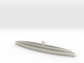 I-201 (Sentaka class) 1/1800 in Transparent Acrylic