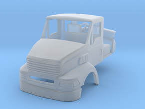 """1/64 """"Sterling 9500"""" style daycab truck with mirro in Smooth Fine Detail Plastic"""