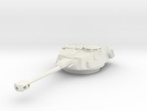 MV04C Eland/AML 90 Turret (28mm) in White Natural Versatile Plastic