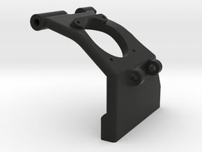 TLR 22 3.0 3 Gear Fan Brace Low in Black Natural Versatile Plastic